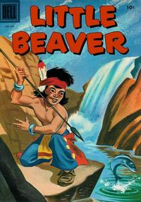 Cover Thumbnail for Four Color (Dell, 1942 series) #695 - Little Beaver