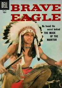 Cover Thumbnail for Four Color (Dell, 1942 series) #705 - Brave Eagle