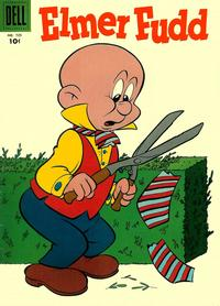 Cover Thumbnail for Four Color (Dell, 1942 series) #725 - Elmer Fudd