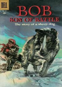 Cover Thumbnail for Four Color (Dell, 1942 series) #729 - Bob Son of Battle