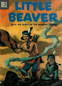 Cover Thumbnail for Four Color (Dell, 1942 series) #744 - Little Beaver