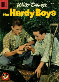 Cover Thumbnail for Four Color (Dell, 1942 series) #760 - Walt Disney's The Hardy Boys