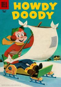 Cover Thumbnail for Four Color (Dell, 1942 series) #761 - Howdy Doody