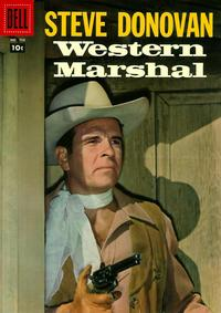 Cover Thumbnail for Four Color (Dell, 1942 series) #768 - Steve Donovan Western Marshal