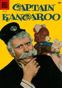 Cover Thumbnail for Four Color (Dell, 1942 series) #780 - Captain Kangaroo