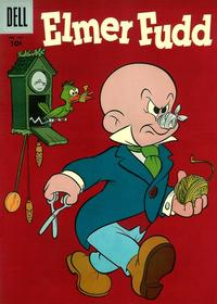 Cover Thumbnail for Four Color (Dell, 1942 series) #783 - Elmer Fudd