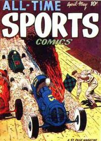 Cover Thumbnail for All-Time Sports Comics (Hillman, 1949 series) #v1#4