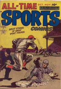Cover Thumbnail for All-Time Sports Comics (Hillman, 1949 series) #v1#7