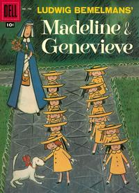 Cover Thumbnail for Four Color (Dell, 1942 series) #796 - Ludwig Bemelmans' Madeline & Genevieve