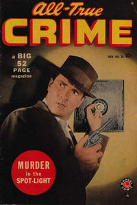 Cover Thumbnail for All True Crime Cases (Marvel, 1948 series) #36