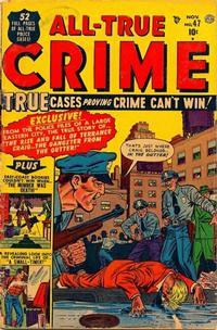 Cover Thumbnail for All True Crime (Marvel, 1949 series) #47