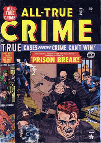 Cover Thumbnail for All True Crime (Marvel, 1949 series) #52