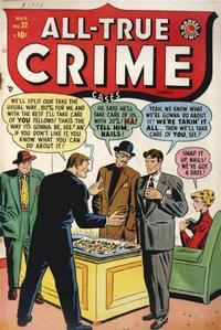 Cover Thumbnail for All True Crime Cases (Marvel, 1948 series) #32