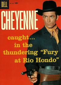 Cover Thumbnail for Four Color (Dell, 1942 series) #803 - Cheyenne