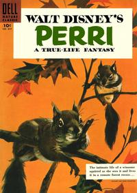 Cover Thumbnail for Four Color (Dell, 1942 series) #847 - Walt Disney's Perri