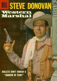 Cover Thumbnail for Four Color (Dell, 1942 series) #880 - Steve Donovan Western Marshal