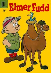 Cover for Four Color (Dell, 1942 series) #888 - Elmer Fudd