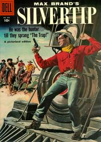 Cover Thumbnail for Four Color (Dell, 1942 series) #898 - Max Brand's Silvertip