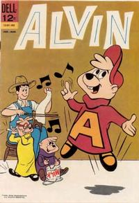 Cover Thumbnail for Alvin (Dell, 1962 series) #2