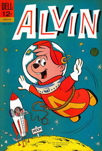 Cover Thumbnail for Alvin (Dell, 1962 series) #9