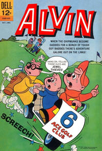Cover Thumbnail for Alvin (Dell, 1962 series) #13