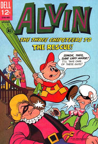 Cover Thumbnail for Alvin (Dell, 1962 series) #16
