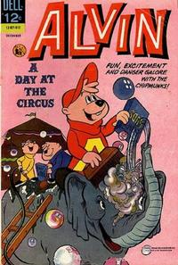 Cover Thumbnail for Alvin (Dell, 1962 series) #17
