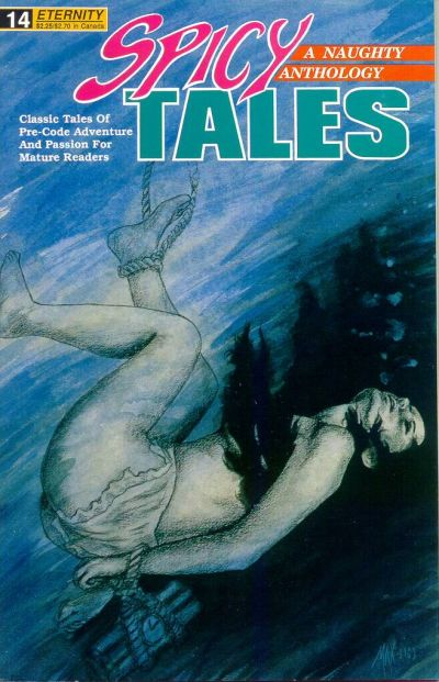 Cover for Spicy Tales (Malibu, 1988 series) #14