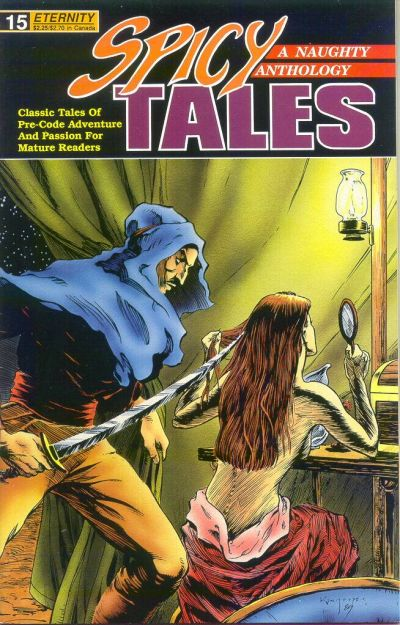 Cover for Spicy Tales (Malibu, 1988 series) #15