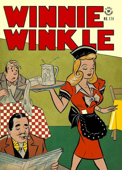 Cover for Four Color (Dell, 1942 series) #174 - Winnie Winkle