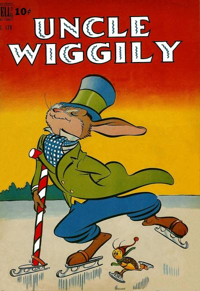 Cover for Four Color (Dell, 1942 series) #179 - Uncle Wiggily