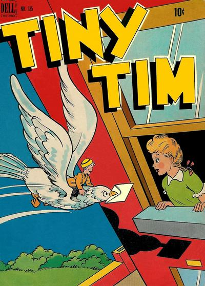 Cover for Four Color (Dell, 1942 series) #235 - Tiny Tim
