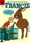 Cover for Four Color (Dell, 1942 series) #906 - Francis, The Famous Talking Mule