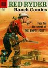 Cover for Four Color (Dell, 1942 series) #916 - Red Ryder Ranch Comics