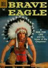 Cover for Four Color (Dell, 1942 series) #929 - Brave Eagle