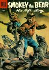 Cover for Four Color (Dell, 1942 series) #932 - Smokey the Bear