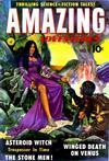 Cover for Amazing Adventures (Ziff-Davis, 1950 series) #1