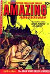 Cover for Amazing Adventures (Ziff-Davis, 1950 series) #6