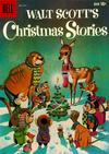 Cover for Four Color (Dell, 1942 series) #959 - Walt Scott's Christmas Stories