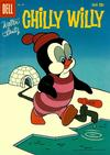 Cover for Four Color (Dell, 1942 series) #967 - Walter Lantz Chilly Willy