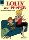 Cover for Four Color (Dell, 1942 series) #978 - Lolly and Pepper