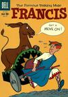 Cover for Four Color (Dell, 1942 series) #991 - Francis, The Famous Talking Mule