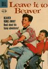Cover for Four Color (Dell, 1942 series) #999 - Leave It to Beaver