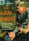Cover for Four Color (Dell, 1942 series) #1000 - The Gray Ghost