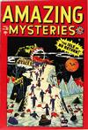 Cover for Amazing Mysteries (Marvel, 1949 series) #32