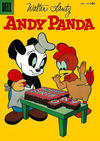 Cover for Walter Lantz Andy Panda (Dell, 1952 series) #36