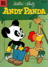 Cover for Walter Lantz Andy Panda (Dell, 1952 series) #46