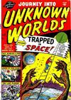 Cover for Journey into Unknown Worlds (Marvel, 1951 series) #5