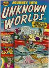 Cover for Journey into Unknown Worlds (Marvel, 1951 series) #6