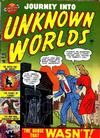 Cover for Journey into Unknown Worlds (Marvel, 1951 series) #7